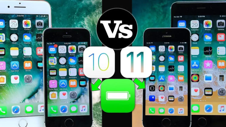 Ios11 1 Beta 1 Ios10 3 3 Battery Test Cover