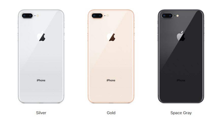Iphone 8 Plus Color