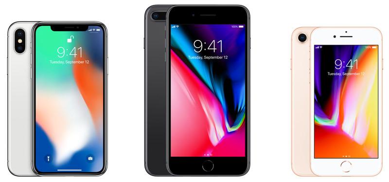 Iphone 8 Iphone 8 Plust Iphone X