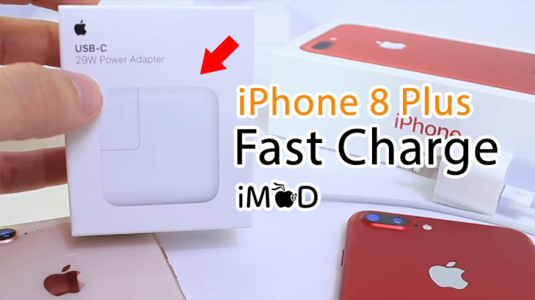 Iphone8plus Fastcharge Testing