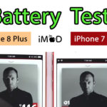 Iphone8plus Iphone7plus Battery Compare Feature