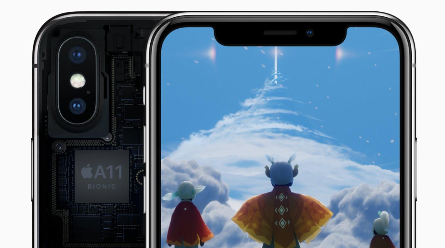 Iphonex A11