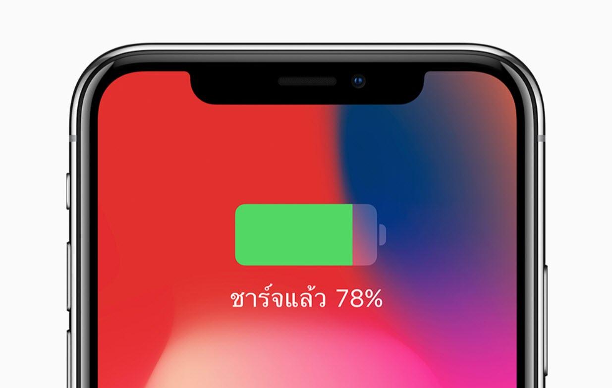 Iphonex Charging