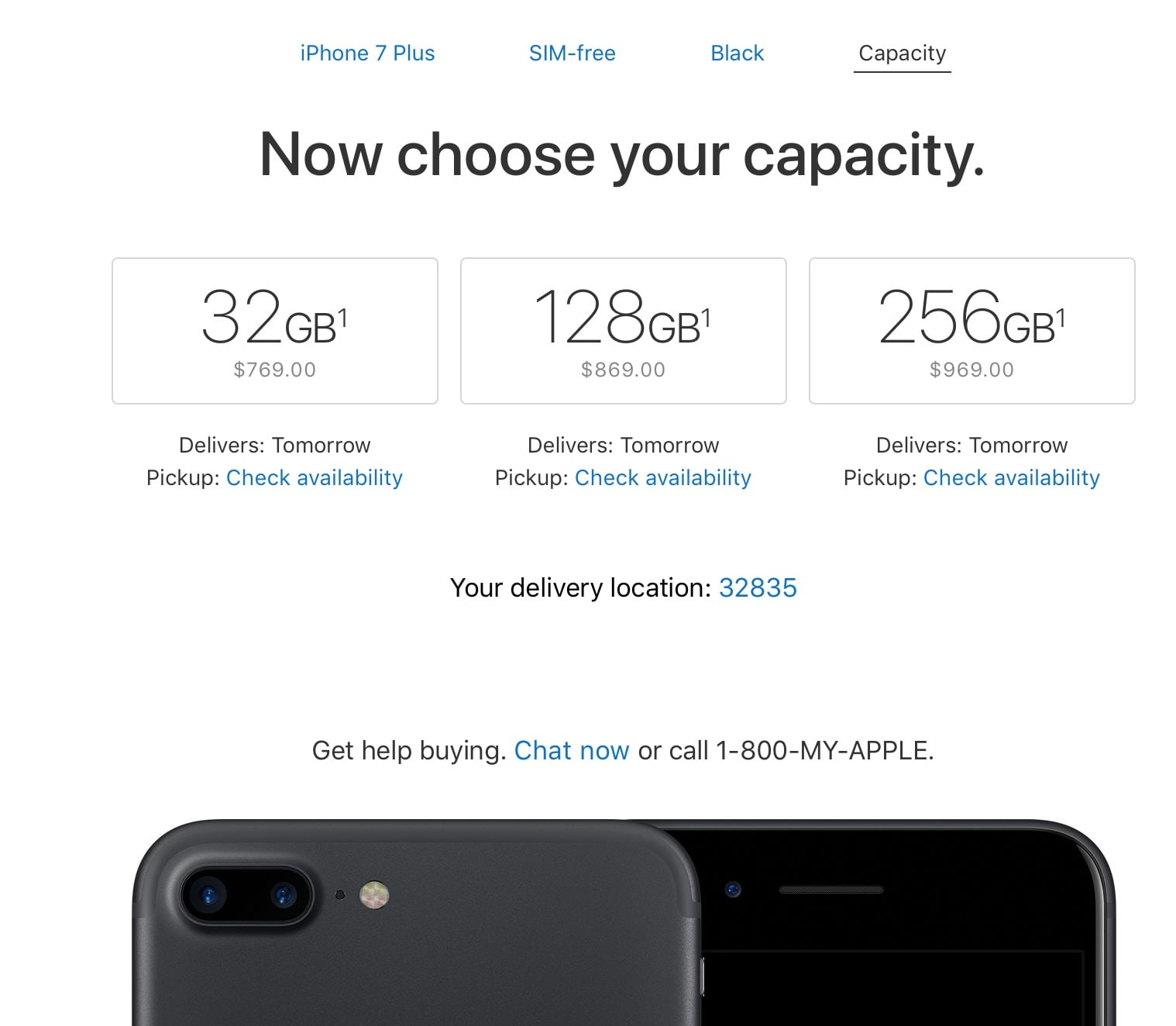 Iphone 7 Plus Official Price Sep 2017
