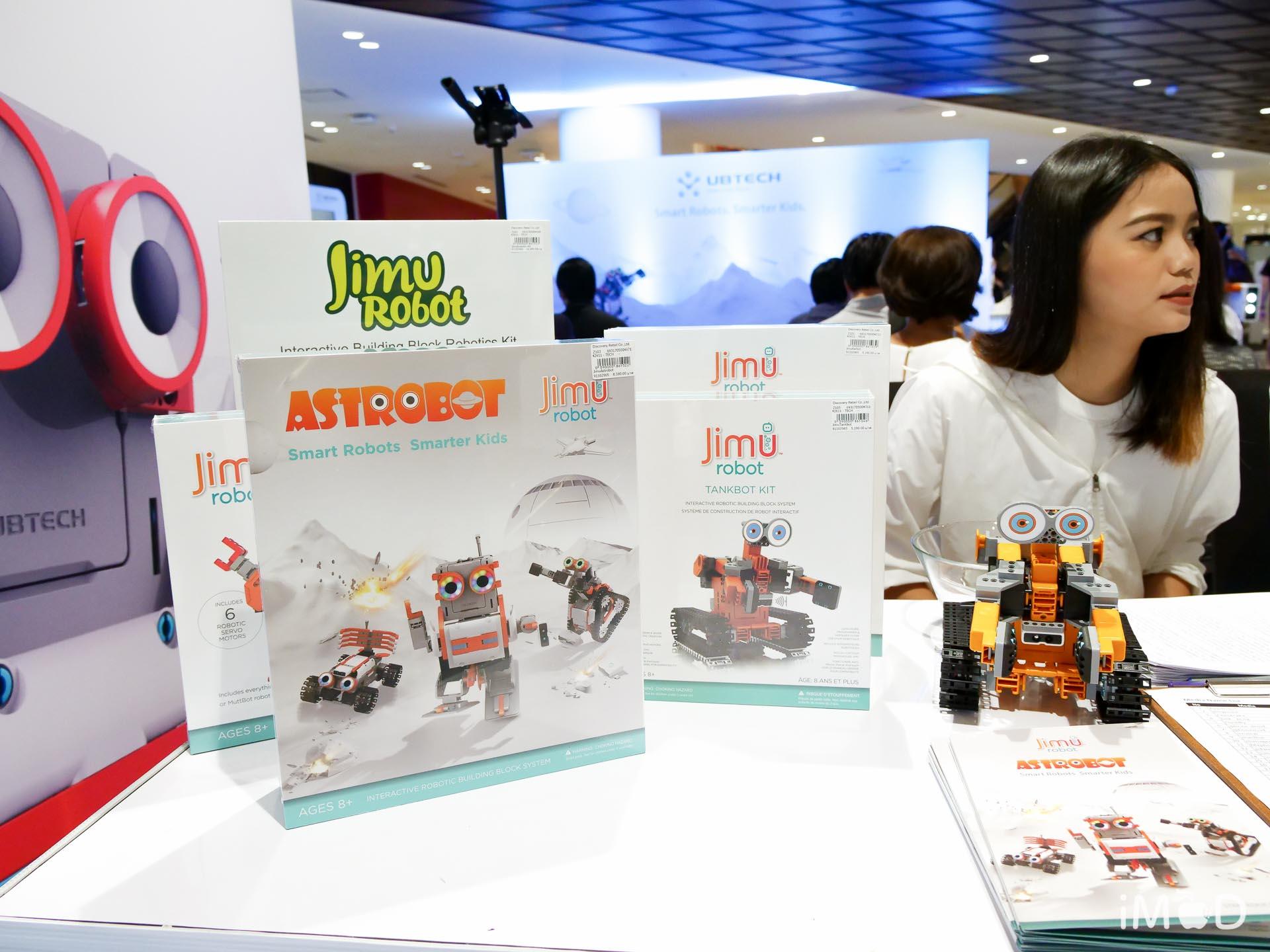Jimu Robot Launch Thailand 1000049