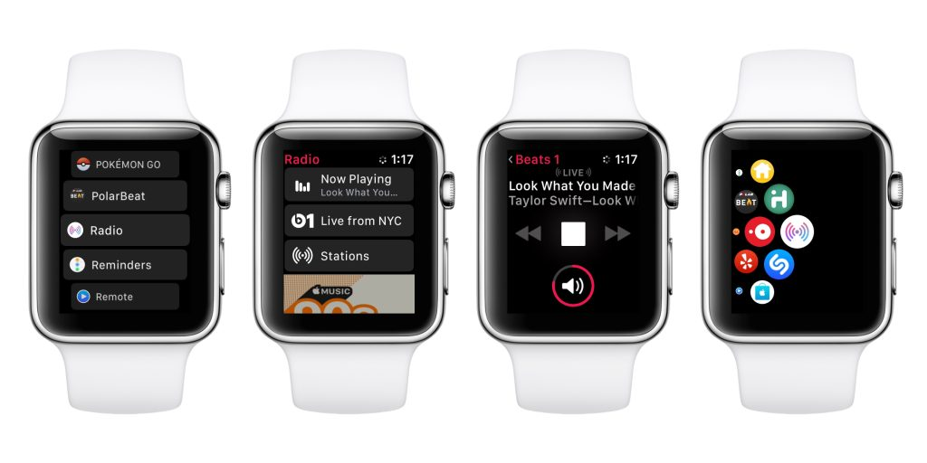 Watchos4 1 Beta 1 Preview 1