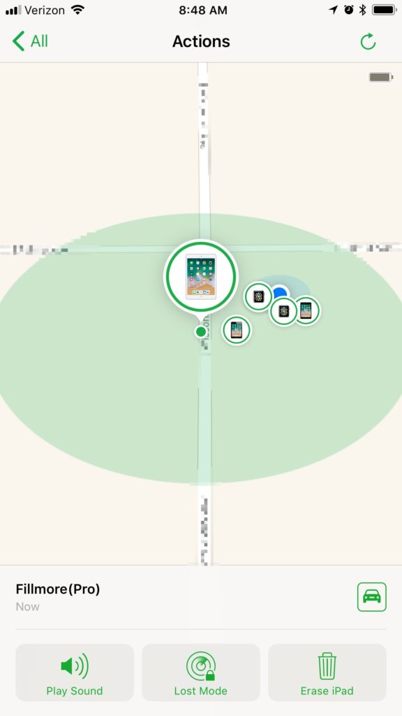 Find My Iphone Options