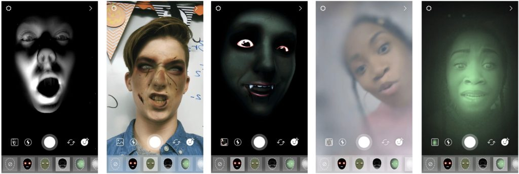 Instagram Halloween Face Filters 1024x343