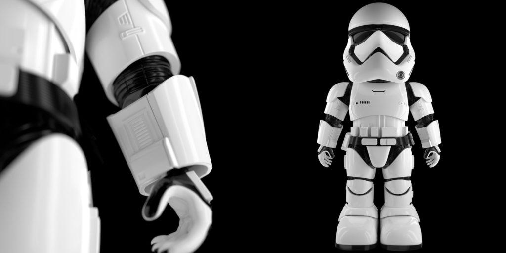 Stormtrooper Robot 2