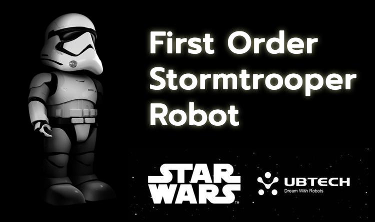 Stormtrooper Robot 3