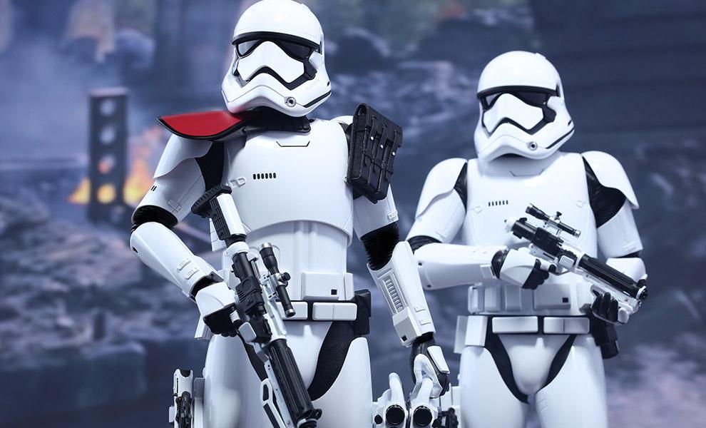 Stormtrooper Robot 4