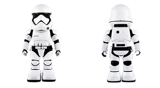 Stormtrooper Robot Design