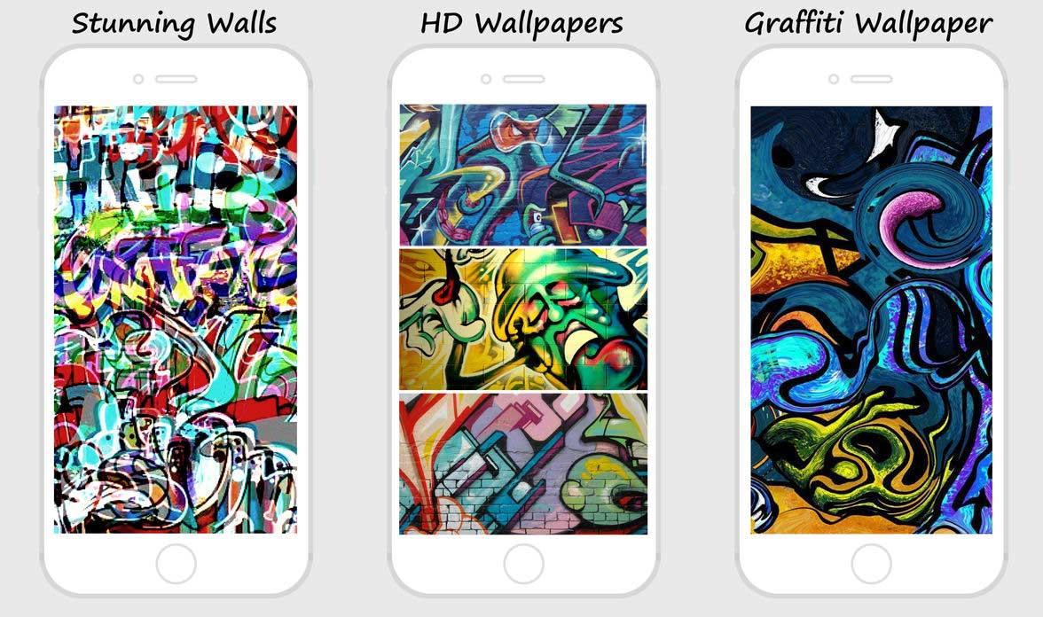 App Graffitiwalls Cover