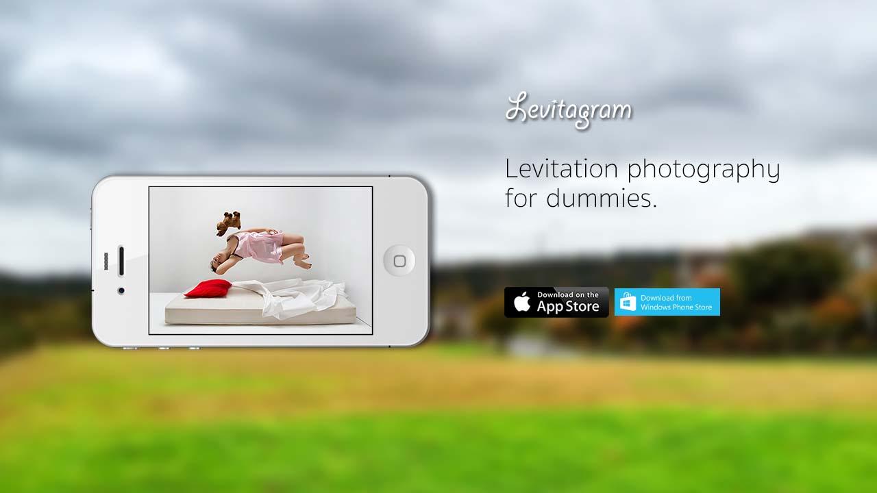 App Levitagram Cover