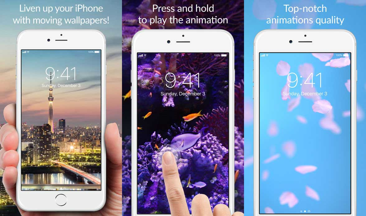 App Livewallpapersforme Cover