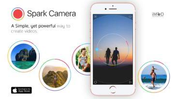 App Sparkcamera Cover