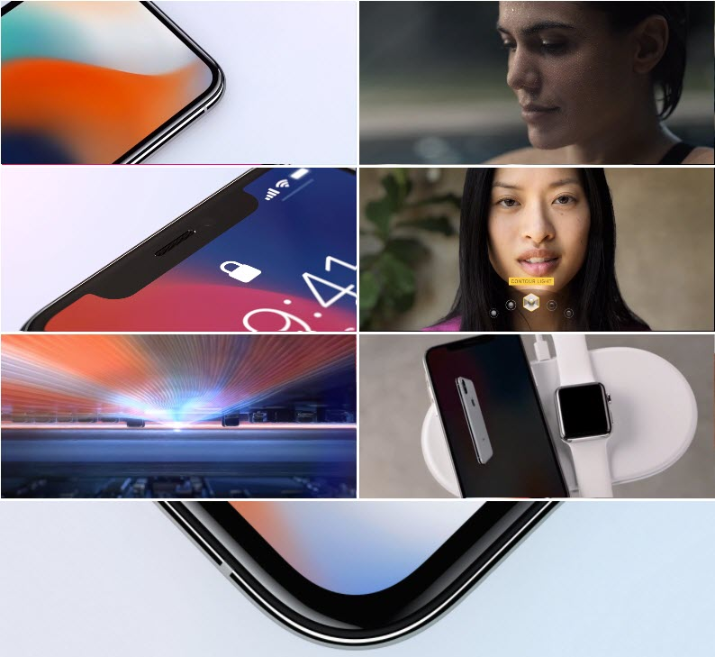 Apple Website Promote Iphone X Pre Order 2
