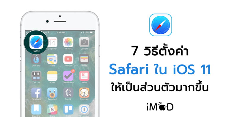 Enhance Safari Browsing Privacy In Ios 11