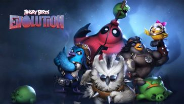 Game Angrybirdsevolution Cover