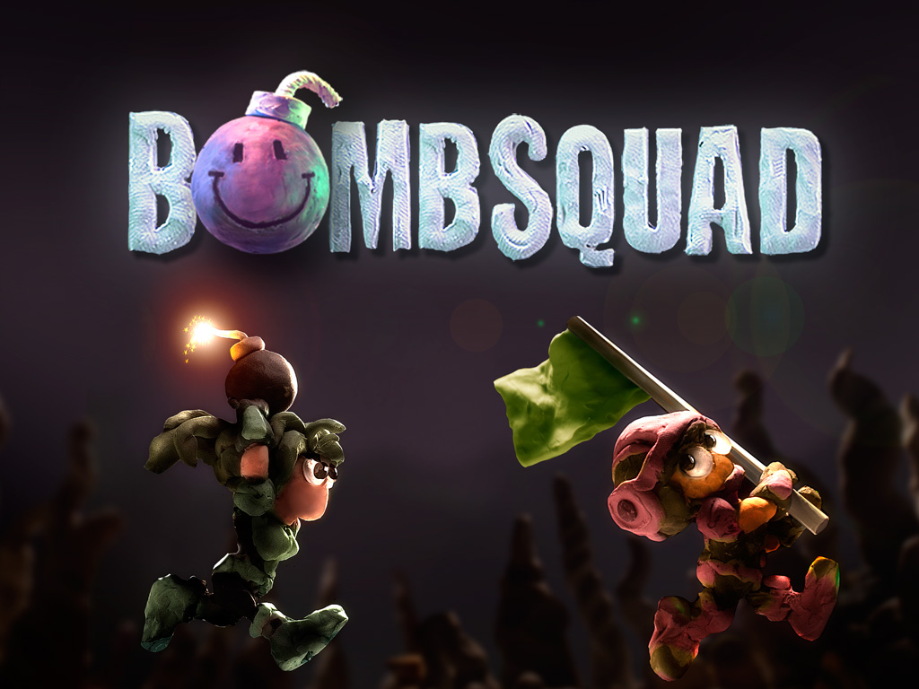 Game Bombsquad Cover