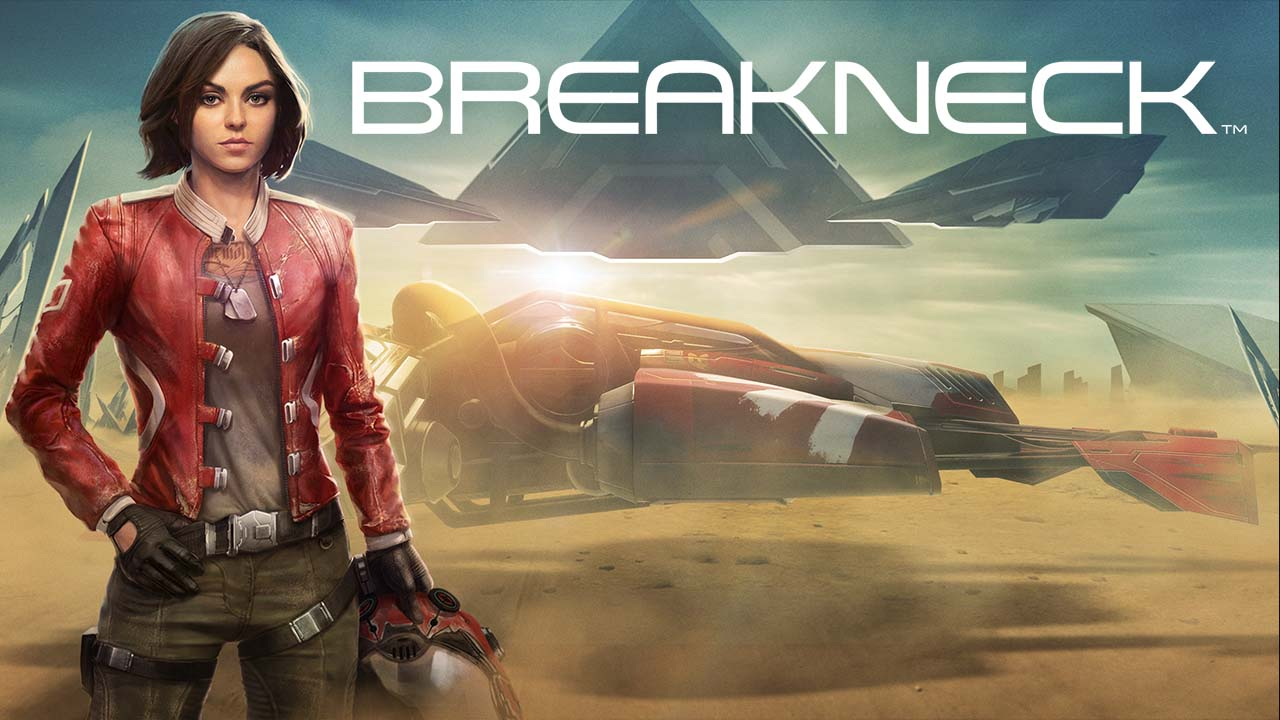 Game Breakneck Cover