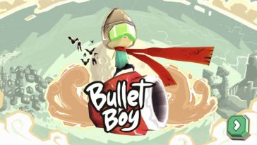 Game Bulletboy Cover