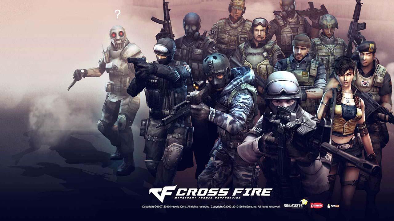 Game Cfcrossfirelegends Cover