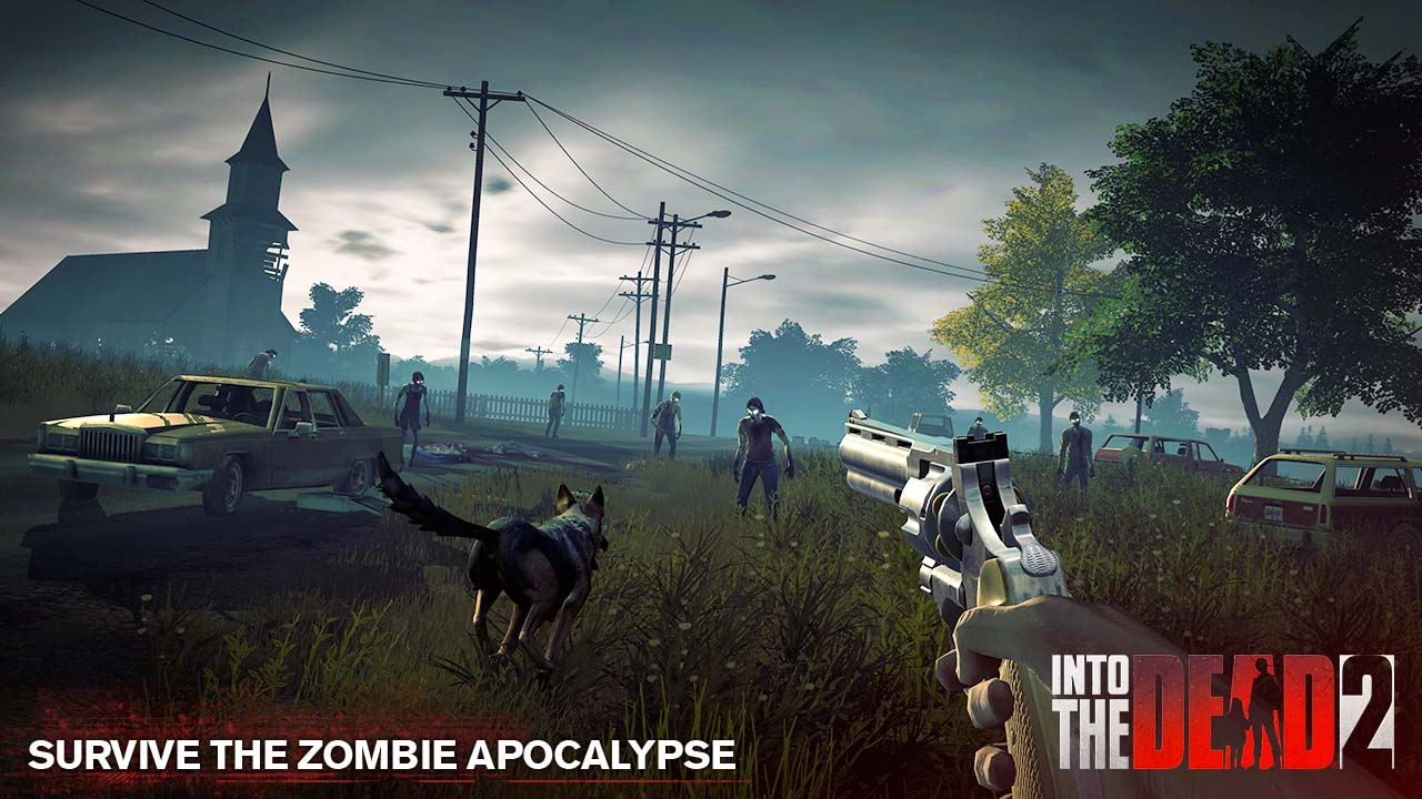 Game Intothedead2 Cover