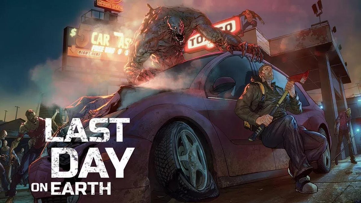 Game Last Dayonearthsurvival Cover