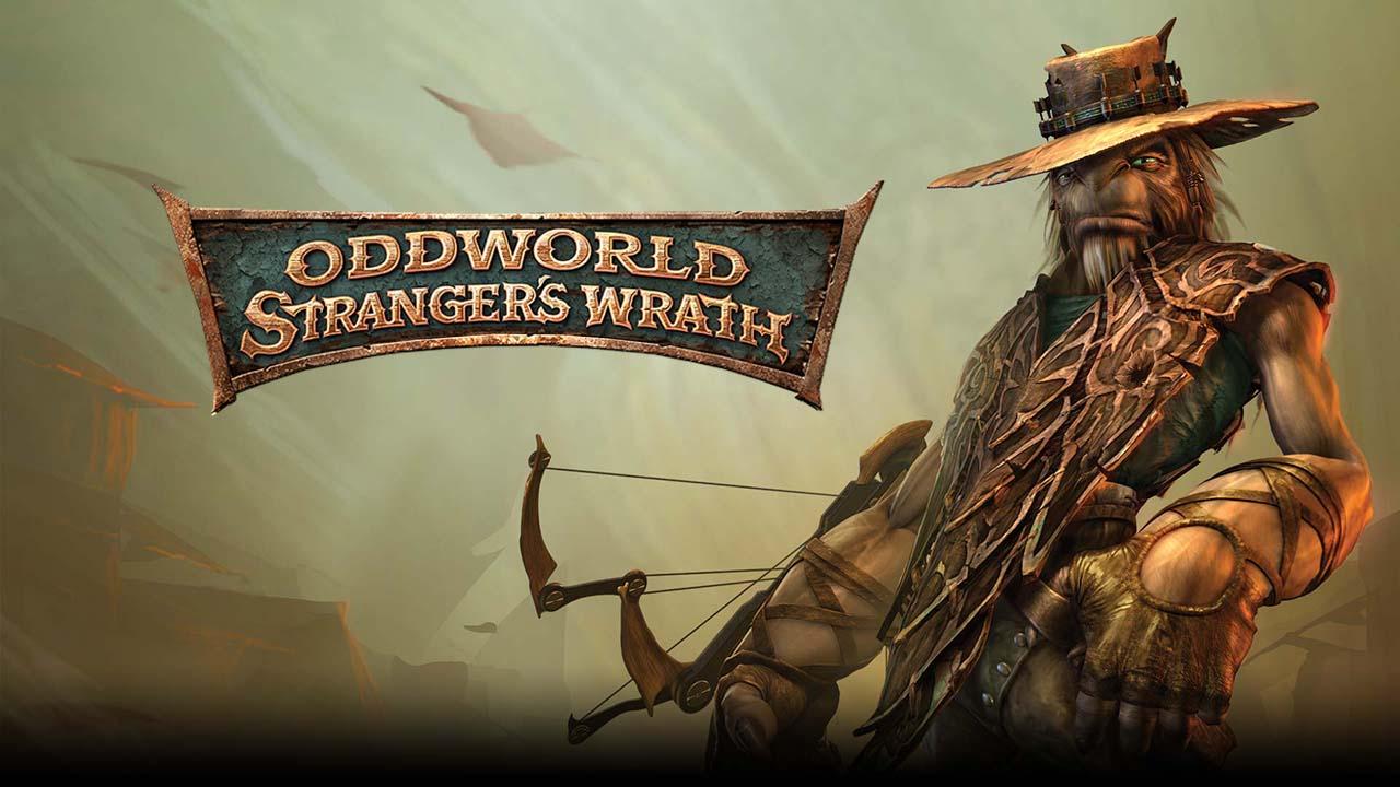 Game Oddworld Cover