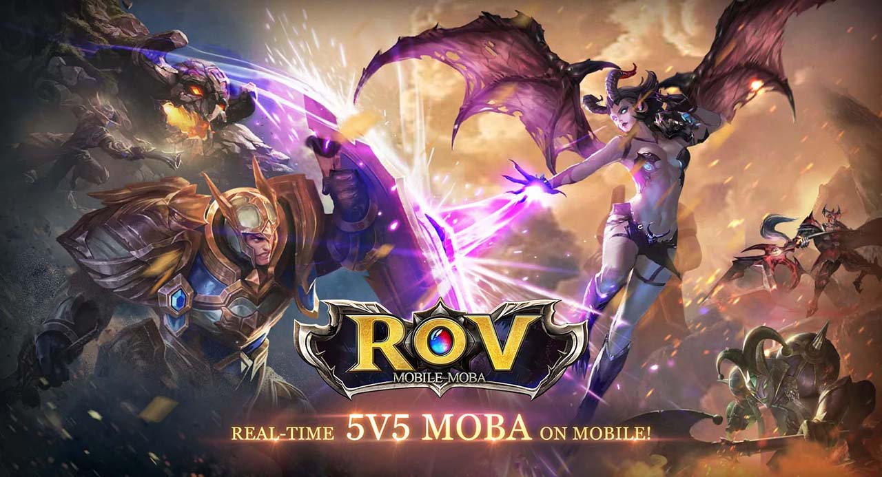 Game Rov Cover