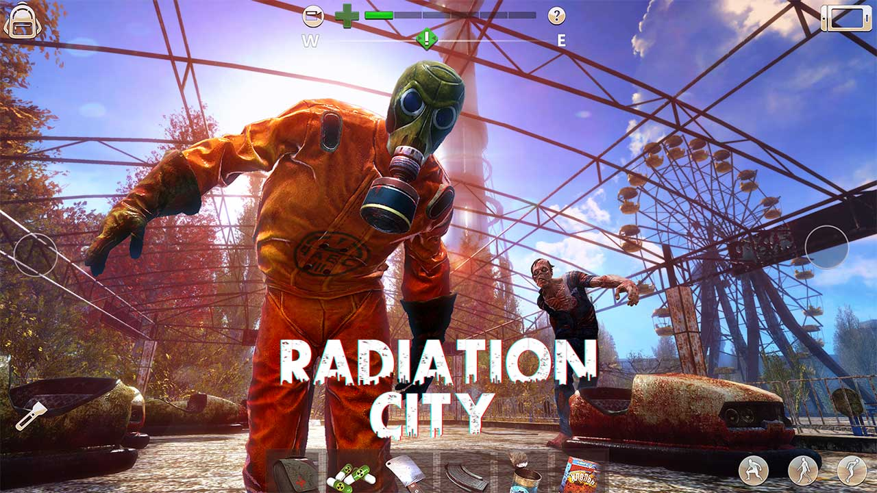 Game Radiationcity Cover