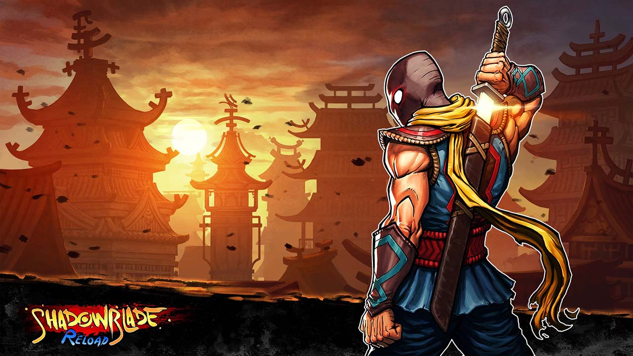 Game Shadowblade Cover