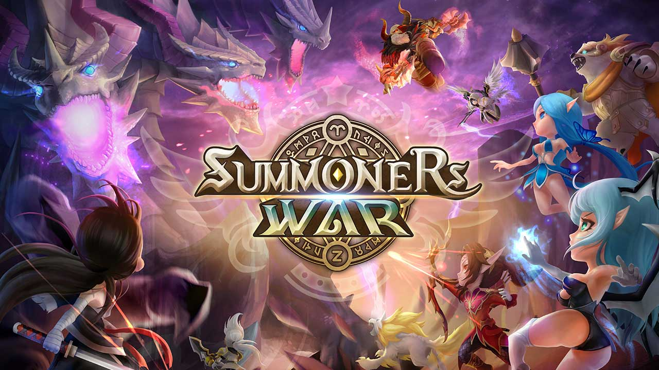 Game Summonerswars Cover