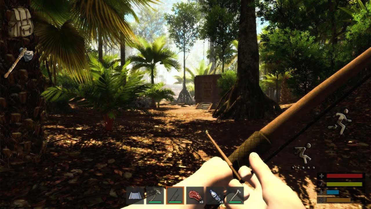 Game Survivethelostlands Cover