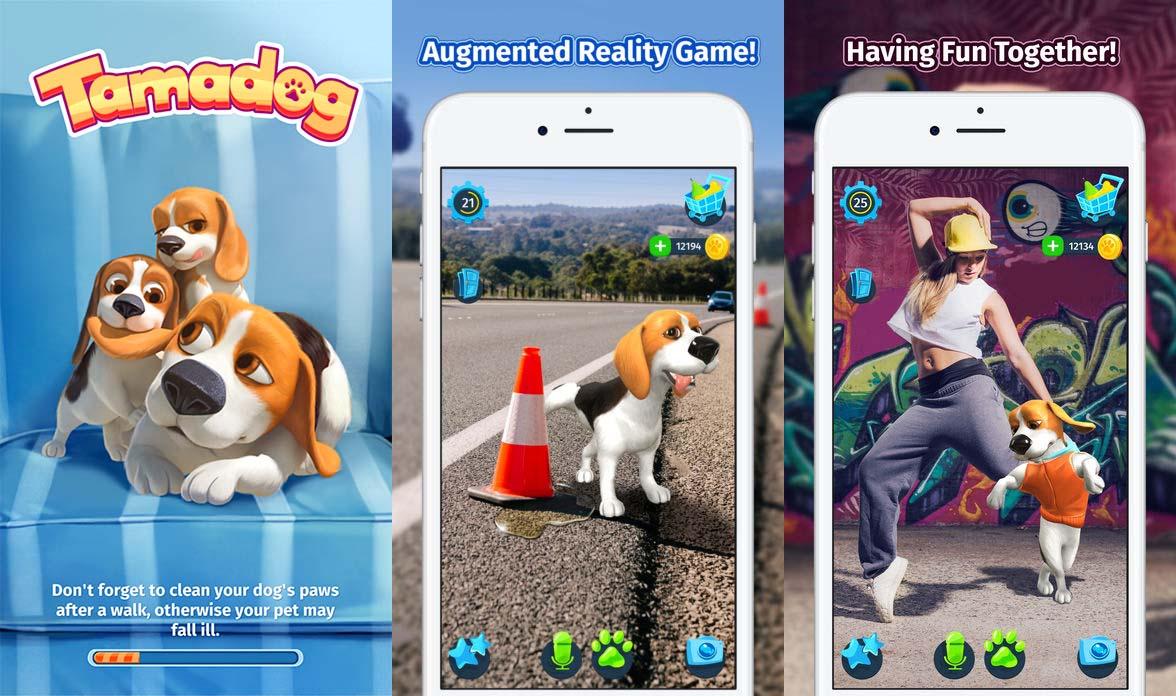 Game Tamadog Content1