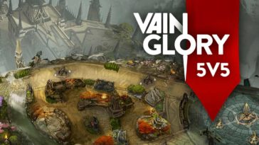 Game Vainglory 5v5 Cover