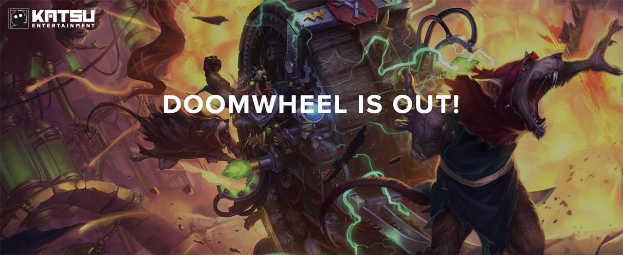 Game Warhammerdoomwheel Cover