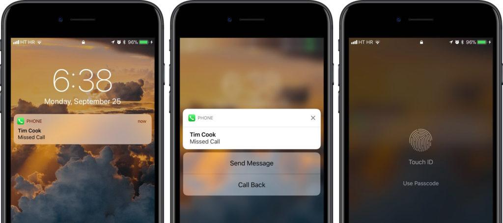 Ios 11 Lock Screen Protect Missed Calls Iphone Screenshot 001