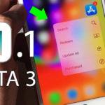 Ios11 1 Beta 3 Fix 3d Touch
