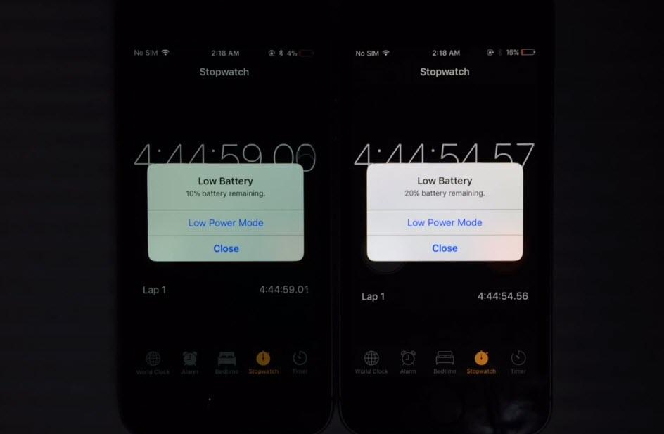 Iphone Se Ios 11 Ios 10 Performance Comparison 5