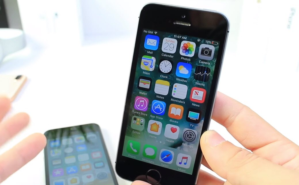 Iphone Se Ios 11 Ios 10 Performance Comparison 6