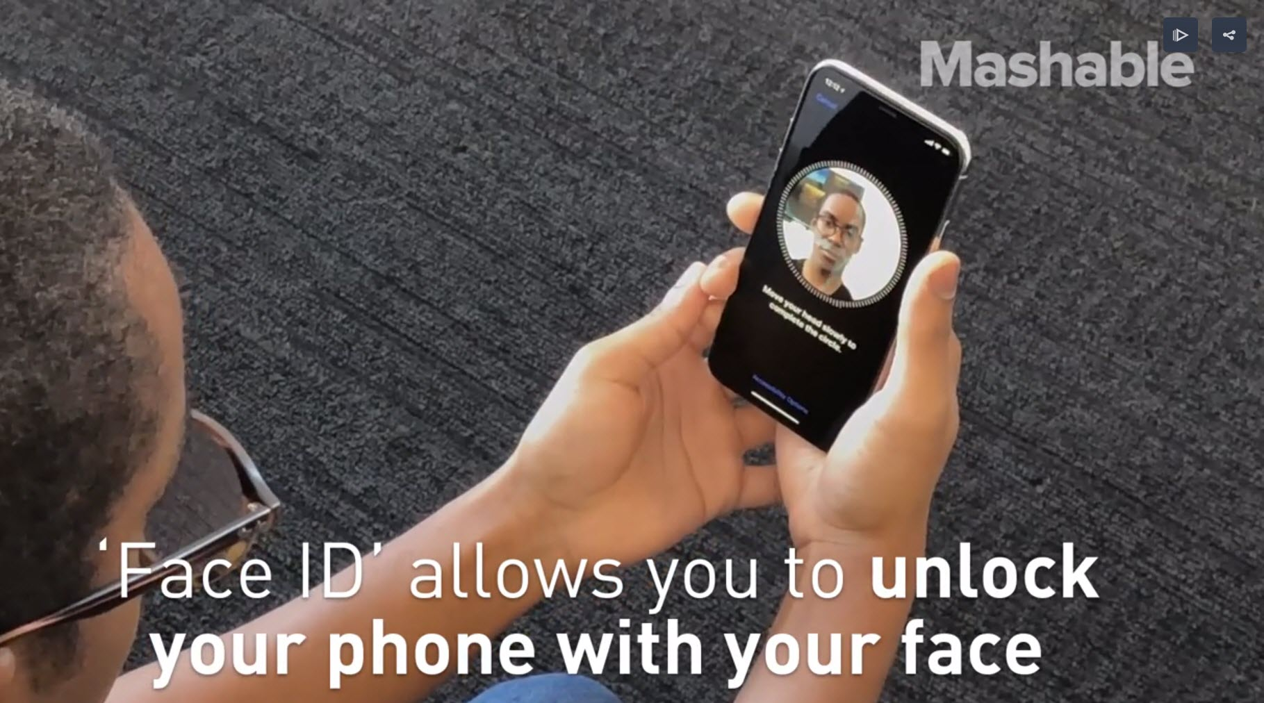 Iphone X Face Id To Twin Test 1