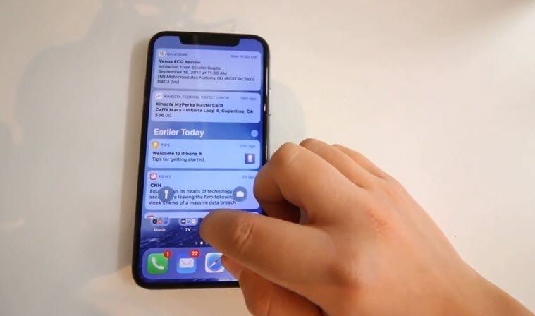 Iphone X Hands On Apple Campus 2