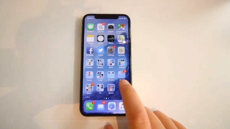 Iphone X Hands On Apple Campus 4