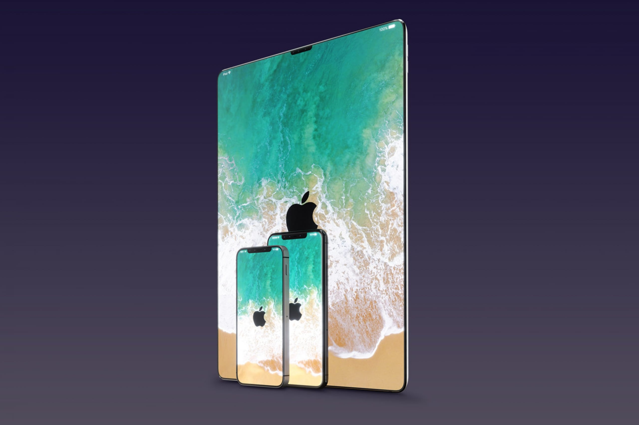 Iphone X Notch Concept On Other Apple Product 1