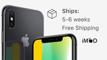 Iphone X Ship 5 To 6 Week 28 Oct 2017 Cover