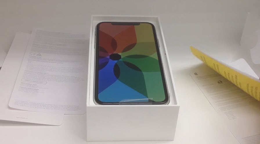 Iphone X Unboxing Maxico Leaks Video 2