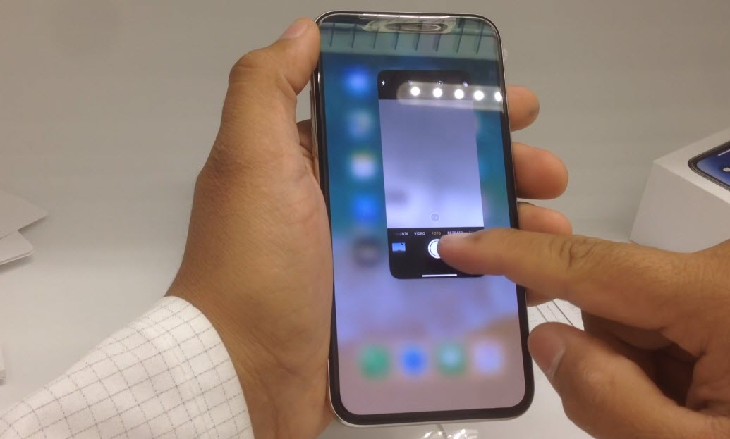 Iphone X Unboxing Maxico Leaks Video 7