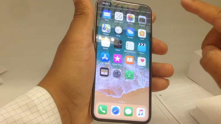 Iphone X Unboxing Maxico Leaks Video Cover